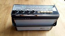 Nordmende Transita automatic Transistorradio Weltempfänger  aus 1967
