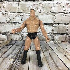 """The Rock WWE Jakks Pacific Titan Tron Live 6.5"""" Wrestling Action Figure 1999"""