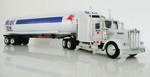 MOBIL PETROL TANKER OIL TANKER FUEL TANKERS 1/43 TRAILER/TRUCKS