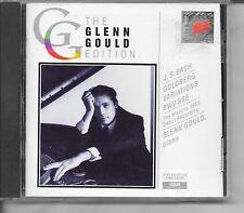 GLENN GOULD EDITION BACH VARIATIONS PIANO CD