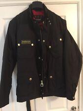 Barbour International Mans Size Medium Jacket