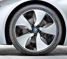 "BMW OEM I12 I15 i8 Turbine Styling 444 20"" Wheel & Winter Tire Package Brand New"