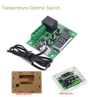 W1209 DC 12V heat cool temp thermostat temperature control switch controller ee