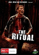 The Ritual - New Sealed Horror Region 4 DVD From Monster Pictures (D176)
