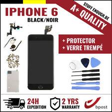 LCD SCREEN SCHERM ÉCRAN ASSEMBLY BLACK NOIR + TOOLS & VERRE TREMPÉ FOR IPHONE 6