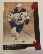 2019-20 UD ARTIFACTS RED CONNOR MCDAVID SP#102/399