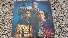 "The ritchie Family-Arabian Nights 12"" disco vinyl LP"