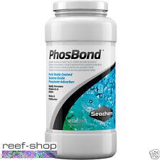 Seachem PhosBond 500mL GFO Phosphate PO4 Silicate Removal Free USA Shipping