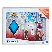 Disney Frozen 2 Peel & Reveal Pack | 5 Figures in Storybook Style Package | New