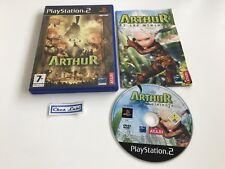 Arthur Et Les Minimoys - Sony PlayStation PS2 - PAL FR - Avec Notice