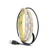 1/2/3/4/5M 5V 2835 USB Power LED Strip Lamp Decor String Light TV Background