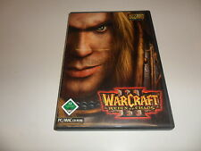 PC  Warcraft III: Reign of Chaos
