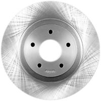 2 FRONTS Reliance *OE REPLACEMENT* Disc Brake Rotors F1499