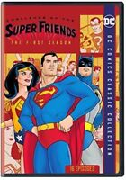 Challenge Of The Super Friends: The First Season [New DVD] Amaray Case, Repack