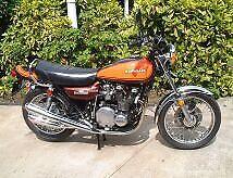 Kawasaki  1973 / 1974 / 1975  Z1 Z1a Z1b 900 Headstock Decal / VIN tag