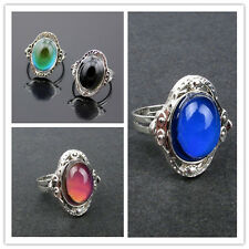 Hot Style1PC New Mood Ring Changing Color Fashion Adjustable Temperature Control