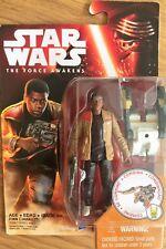 Star Wars The Force Awakens FINN (JAKKU) Hasbro Figure B3967 NEW