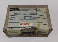 PARKER CD61 CLAMP SPLIT KIT 5151HK-12/12PA NIB *PZB*