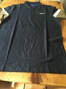Jack & Jones Crawford Navy polo shirt regular fit Small, Medium