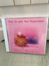 Relax - Sounds - Vol. 2 *** harmonisch + entspannend *** Kurt Tepperwein *** CD