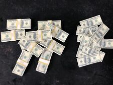 1:12 Scale Money Prop Diorama Action Figure Photography