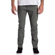 Men's Billabong Ousider Slim Jeans Overcast Size 33 NEW
