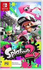 Splatoon 2 Nintendo Switch Game Australian Version