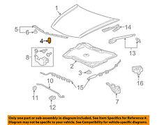 HONDA OEM-Hood Rubber Bumper Cushion 74827SK8003