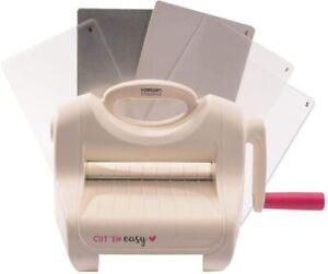 Vaessen Creative Cut'Em Easy Cutting and Embossing Machine A5