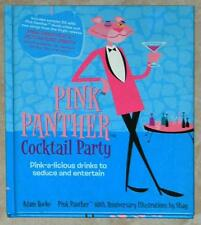 PINK PANTHER COCKTAIL PARTY PINK-A-LICIOUS DRINKS ~ BONUS CD ~ 1st PRINT
