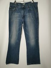 PAUL SMITH Jeans Mens Size 32R Blue Bootcut Mid-Wash