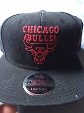 New Era Chicago Bulls 9Fifty Snapback Cap S-M Adjustable Brand New