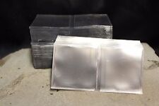 25 Coin Holder 2x2 Grading Submission Flips TCDC Non PVC Archival Double Pocket