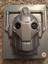 LIMITED EDITION CYBERMAN DOCTOR WHO COMPLETE SERIES 2 UNWATCHED 6 DVDS FREEPOST
