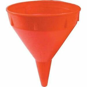 Allstar Performance 40104 4-5/8 in OD x 6 in Round Plastic Funnel