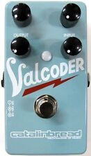 Used Catalinbread Valcoder Tremolo Guitar Effects Pedal!