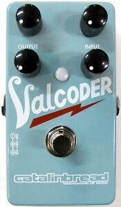 Used Catalinbread Valcoder Tremolo Guitar Effects Pedal
