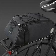 Fahrradtaschen Gepäckträger Tasche Wasserdicht MTB Rennrad hinten Bike Trunk Bag