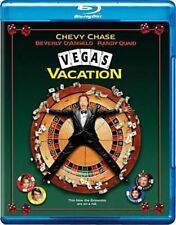 Vegas Vacation 0883929299027 With Chevy Chase Blu-ray Region a