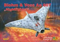 "92237 Blohm & Voss Ae 607 ""Nightfighter"" (RS Models, Luftwaffe project)"