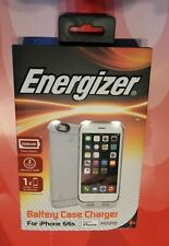 iPhone 6 6S ENERGIZER Battery Case Charger RECHARGEABLE 2200mAh NEW GOLD AE2200