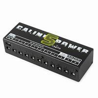 Caline CP-05 Guitar Pedal Board Power Supply 10 Output 9V 12V 18V Effect