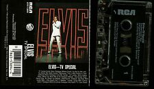 Elvis Presley TV Special USA Cassette Tape RCA Victor ‎– AYK 1-3894