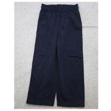 Boys Sweats Pants Blue White Four 4 Athletic Polyester 365 Kids Garanimals Z2