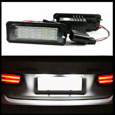 Für Porsche Cayenne Cayman 911 Boxer 2x LED PREMIUM Kennzeichenbeleuchtung
