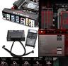 ASUS ROG RAMPAGE V EXTREME Motherboard. LGA2011-v3. Intel X99.+OCP - !!FAULT!!