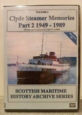 More details for clyde steamer memories 1949-1989 part 2 of 3 scottish maritime history archive