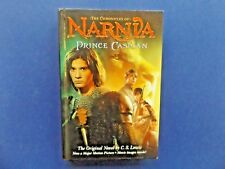 | @Oz |  THE CHRONICLES OF NARNIA #4 : Prince Caspian By C. S. Lewis (2008), HC
