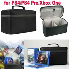Storage Discs Bag For PS4 PS4 PRO PS4 Xbox One Game Disc Carrying Case Travel
