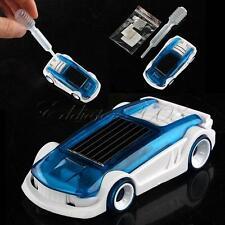 New Green Energy Solar&Salt Water Hybrid Car Solar Power Toy For Children Gift